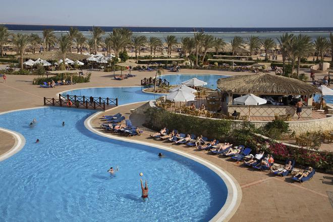 賈茲米拉貝爾度假村 - 沙姆沙伊赫 - 游泳池
