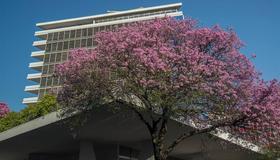 Hotel Guarani Asuncion - Asunción - Rakennus