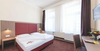 Novum Hotel Norddeutscher Hof Hamburg - Hamburgo - Habitación