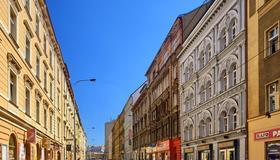 Residence Tabor - Prag - Gebäude