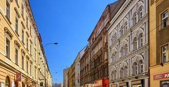 Hotel Residence Tabor - Praha (Prague) - Toà nhà