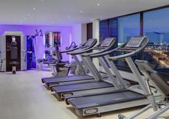 法蘭克福史蒂根伯格酒店 - 法蘭克福 - 法蘭克福 - 健身房
