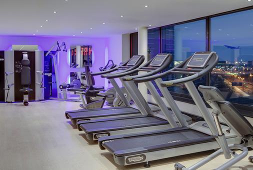 Steigenberger Airport Hotel - Frankfurt/ Main - Gym