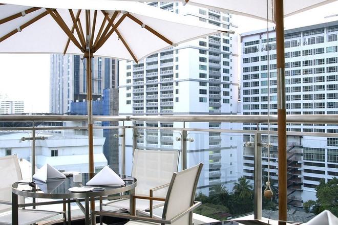 Dream Hotel Bangkok - Bangkok - Balkon