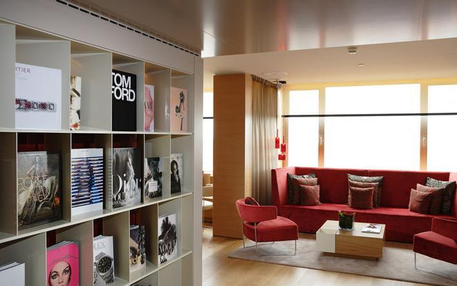 酒店 - 布魯塞爾 - 布魯塞爾 - 休閒室