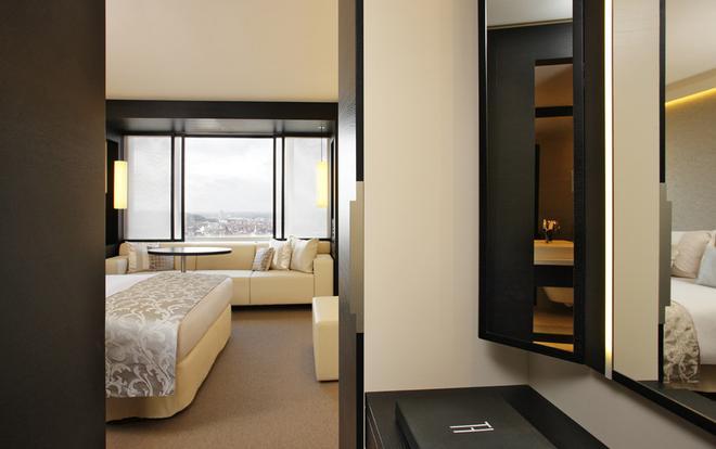 酒店 - 布魯塞爾 - 布魯塞爾 - 臥室