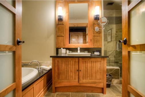 尼塔湖旅舍 - 惠斯勒 - 惠斯勒 - 浴室