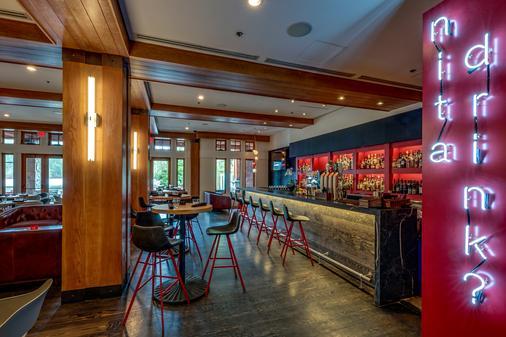 尼塔湖旅舍 - 惠斯勒 - 惠斯勒 - 酒吧