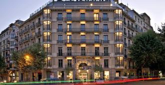 巴塞隆拿都市艾克索溫泉酒店 - 巴塞隆拿 - 巴塞隆納 - 建築