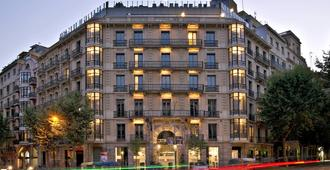 Axel Hotel Barcelona & Urban Spa - Adults Only - Барселона - Здание