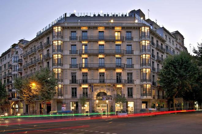 Axel Hotel Barcelona & Urban Spa - Adults Only - Barcelona - Toà nhà