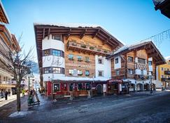Zur Dorfschmiede - Saalbach - Byggnad
