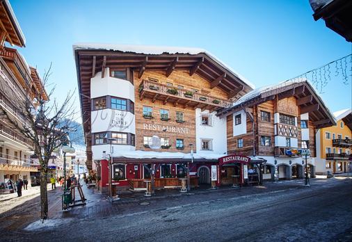 Zur Dorfschmiede - Saalbach - Toà nhà