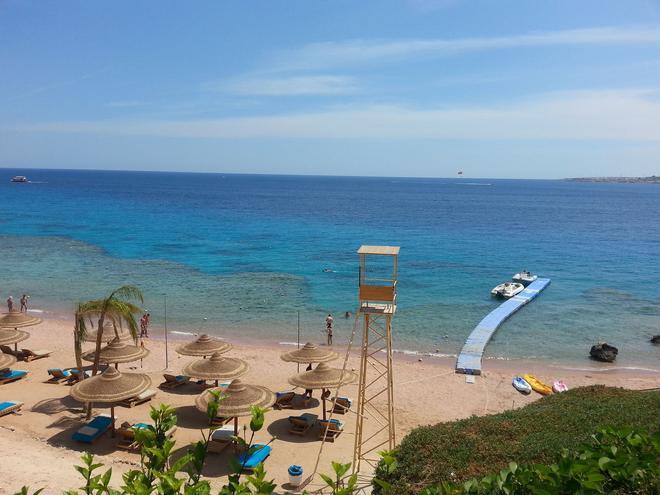 Mövenpick Resort Sharm el Sheikh - Sharm el-Sheikh - Beach