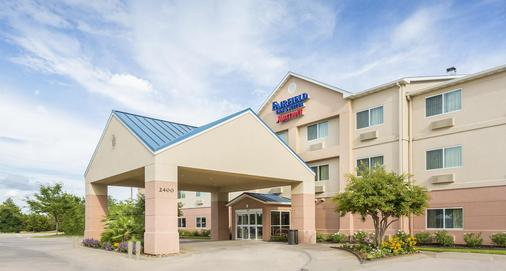 Fairfield Inn and Suites by Marriott Houston Westchase - Houston - Toà nhà