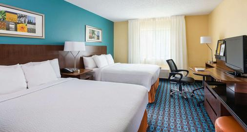 Fairfield Inn and Suites by Marriott Houston Westchase - Houston - Phòng ngủ
