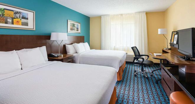 Fairfield Inn and Suites by Marriott Houston Westchase - Houston - Habitación