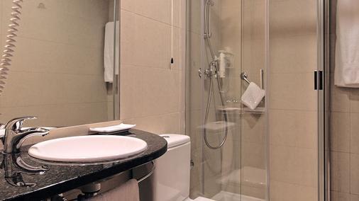 Hotel Aveiro Palace - Aveiro - Phòng tắm