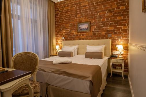 Galunov Hotel - Sankt Petersburg - Schlafzimmer