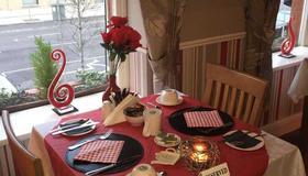 Creedons Traditional Irish Welcome Inn B&B - Cork - Yemek odası
