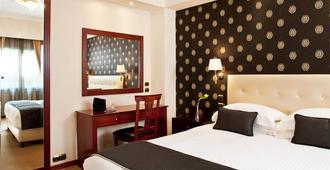 アヴァ ホテル スイーツ - アテネ - 寝室