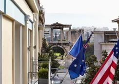 阿瓦套房公寓酒店 - 雅典 - 室外景