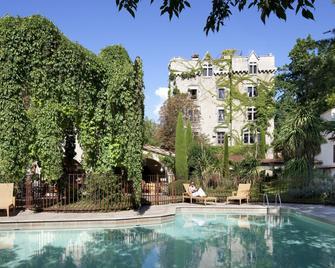 Château De Riell - Prades - Pool