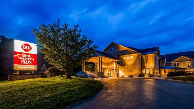 Best Western Plus Saratoga Springs - Saratoga Springs - Toà nhà