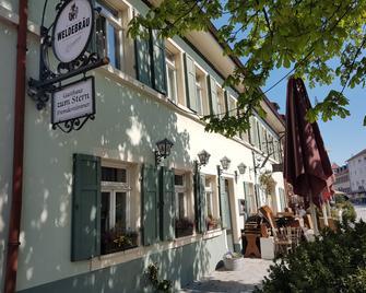 Hotel Restaurant Zum Stern - Walldorf - Gebouw