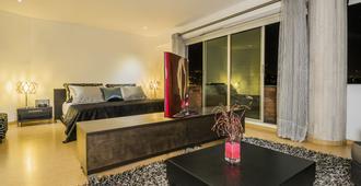 Hotel Egina Medellín - Medellín - Bedroom