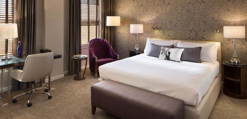 Hotel De Anza - San Jose - Bedroom