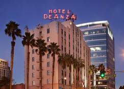 Hotel De Anza - San Jose - Toà nhà