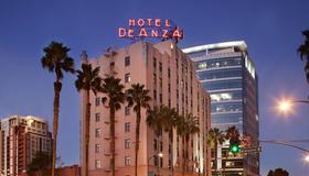 Hotel De Anza - San Jose - Building