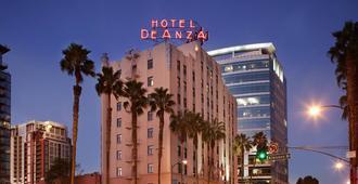 Hotel De Anza - San Jose - Edifício
