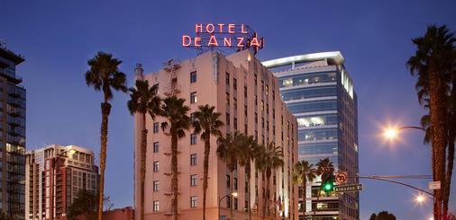 Hotel De Anza - San Jose - Rakennus