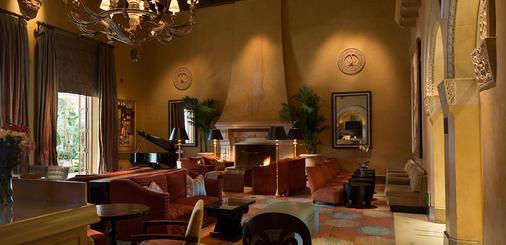 Hotel De Anza - San Jose - Bar