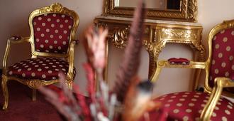 Hotel Rin - سيبيو - وسائل راحة في الغرف