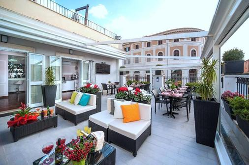 Relais Trevi 95 Boutique Hotel - Adults Only - Rome - Patio