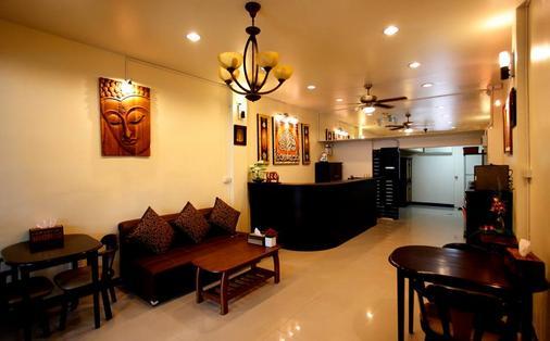 Naturbliss Boutique Residence - Bangkok - Front desk