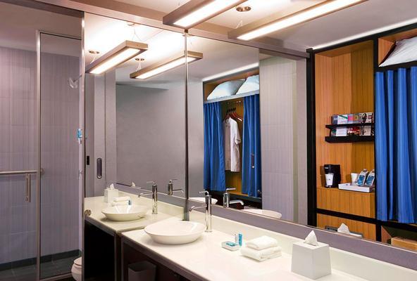 Aloft Tempe - Tempe - Bathroom