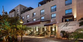JW Marriott Santa Monica Le Merigot - Santa Mônica - Edifício