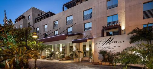 聖莫尼卡莫里哥特 JW 萬豪酒店 - 聖塔莫尼卡 - 聖莫尼卡 - 建築