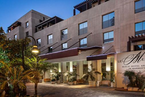 JW Marriott Santa Monica Le Merigot - Santa Monica - Rakennus