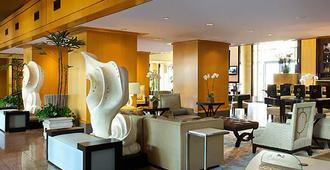 聖莫尼卡莫里哥特 JW 萬豪酒店 - 聖塔莫尼卡 - 聖塔莫尼卡 - 大廳