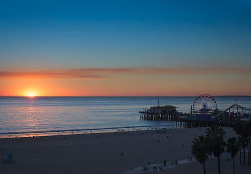 JW Marriott Santa Monica Le Merigot - Santa Monica - Beach