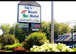 Ne'r Beach Motel - Wells - Rakennus