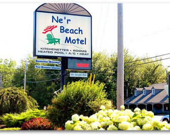 Ne'r Beach Motel - Wells - Building