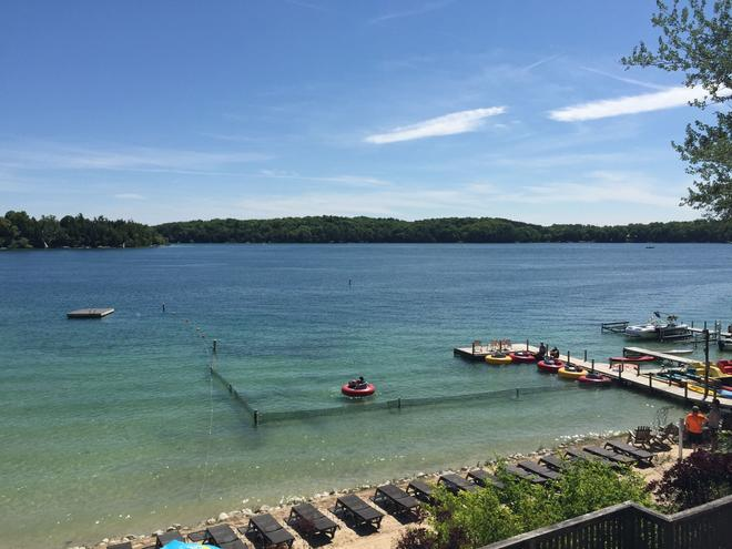The Shore Club Wisconsin Ascend Hotel Collection - Elkhart Lake - Beach