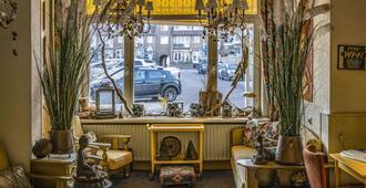Hotel Hoogland Zandvoort Aan Zee - Zandvoort - Lobby