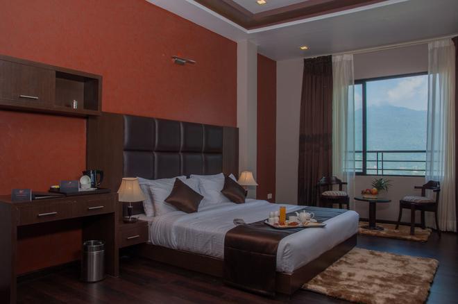 Hotel Sikkim Delight - Gangtok - Bedroom